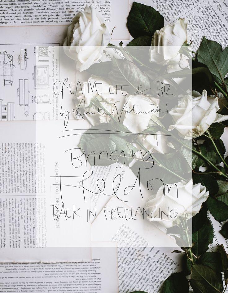 Creative business resources by Annika Välimäki Creative