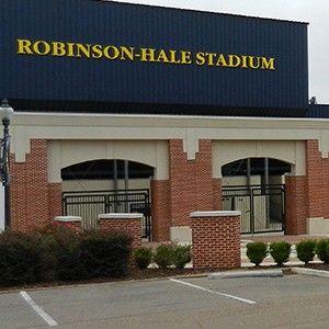 Mississippi College Hale Stadium Lettering