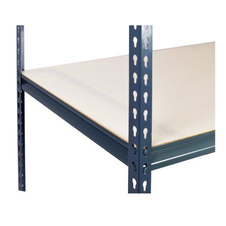 StorageMax Extra Shelf Boltless Shelving with Double Rivet Z-Beams