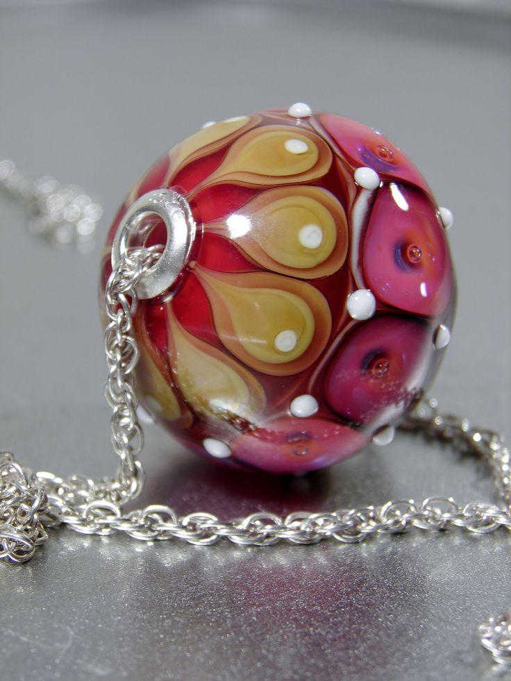handmade glass beads by jennie lamb wwwfacebook