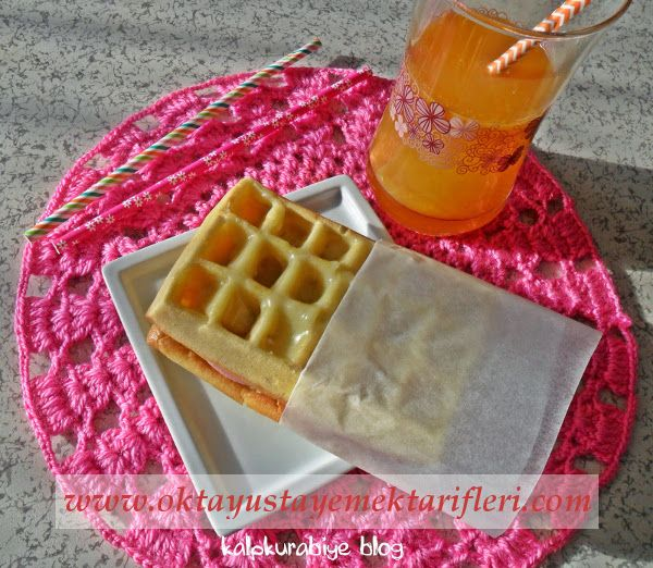 waffle tost tarifi