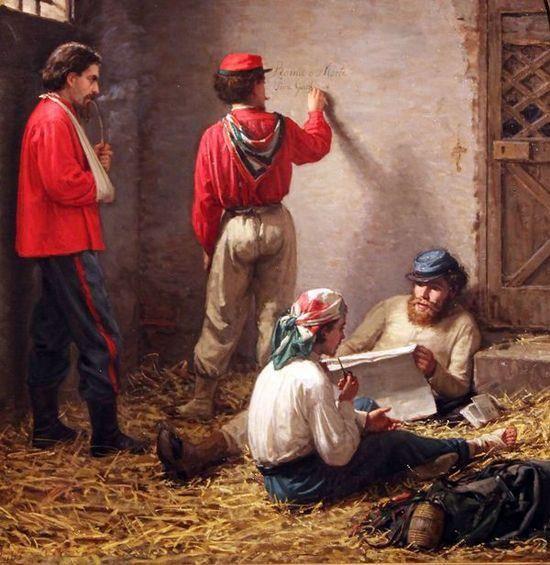 Gioacchino Toma, Roma o morte 1863
