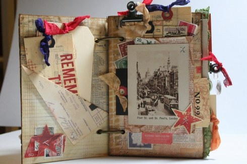 We love travel journals!