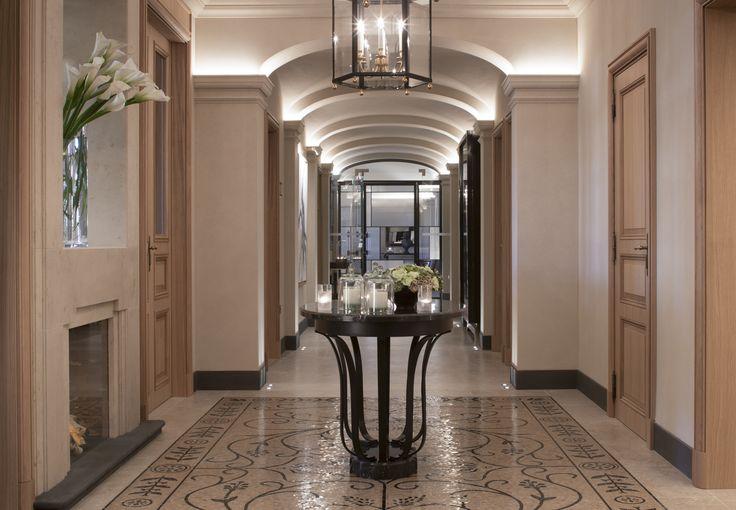 AVA Spa by Four Seasons - Corridor