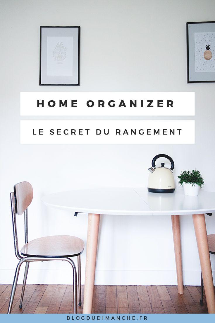 Zoom sur le métier d'Home Organizer.