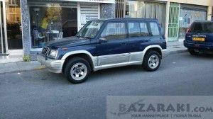 Suzuki Escudo v6 2.0 Gasoline 1995 on www.bazaraki.com ( ID 1145281)