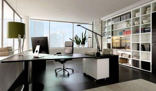Decoração de escritórios - http://dicasdecoracao.net/decoracao-escritorios/