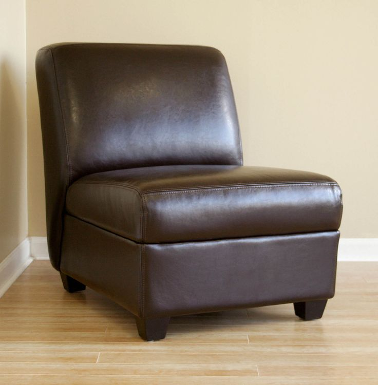 Armless Leather Chairs 25 best club chairs images on pinterest | leather club chairs