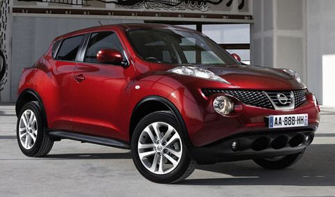 I would like to get one of the most fuel efficient SUVs...especially a Nissan Juke, or another Honda CRV