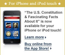 Learn Interesting facts about the Constitution & Declaration of Independence