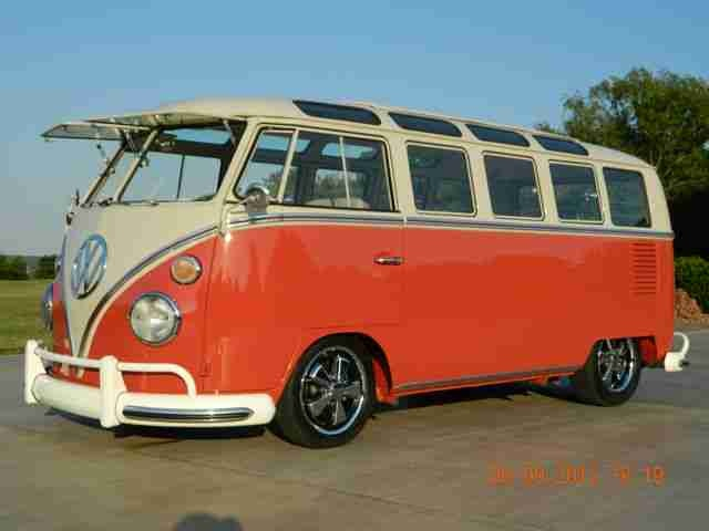 vw bus 21 window craigslist autos post. Black Bedroom Furniture Sets. Home Design Ideas