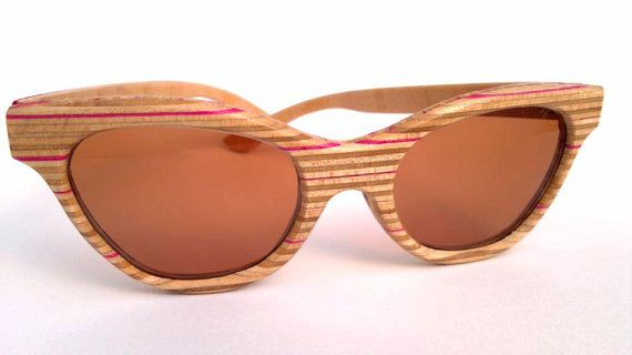Cat Eye Frames for Ladies by Sk8Shades on Etsy, $120.00