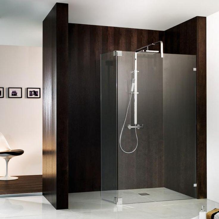 109 best Badezimmer images on Pinterest Bathrooms, Subway tiles - wandpaneel küche glas