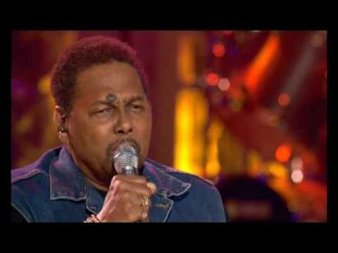 Aaron Neville  - The Grand Tour - this song REALLY makes me feel - I love it!