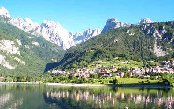 Lago di Molveno Trentino