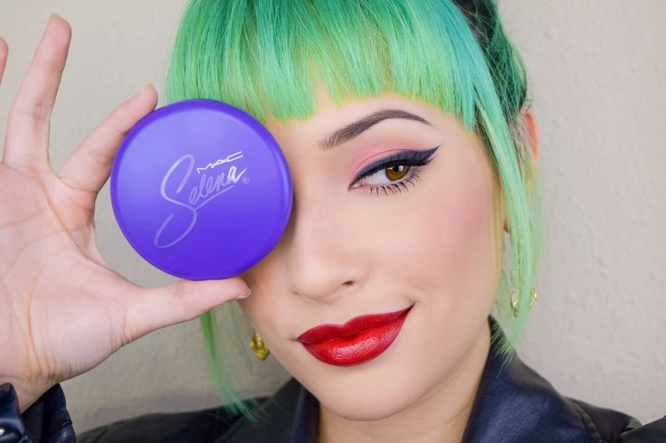 First Look! Selena MAC Collection Review/Tutorial