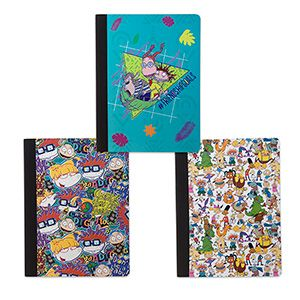 Nickelodeon Splat Composition Notebook 3pk - Exclusive Additional Image