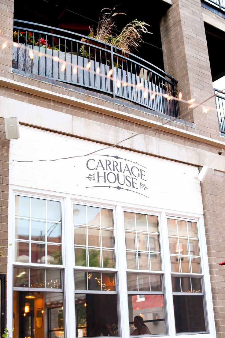 Chicago Eats: Carriage House, Formento's & The Hampton Social - Kelly in the City