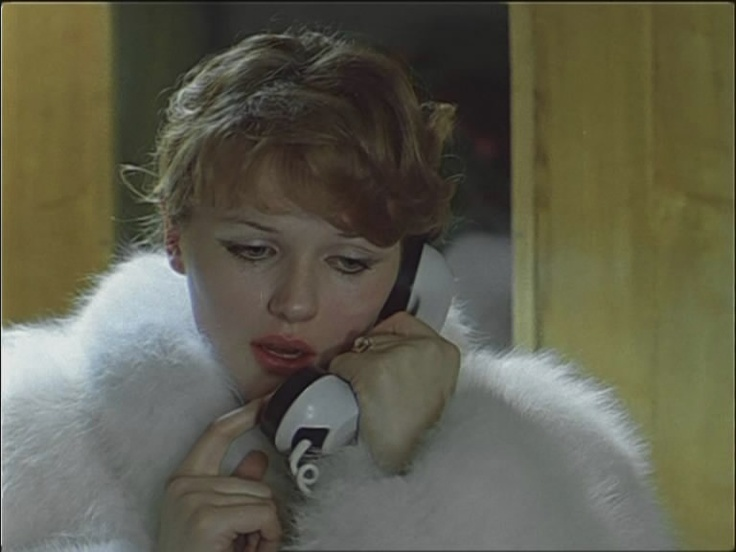 russian actress Aleksandra YAkovleva . was born in 1957