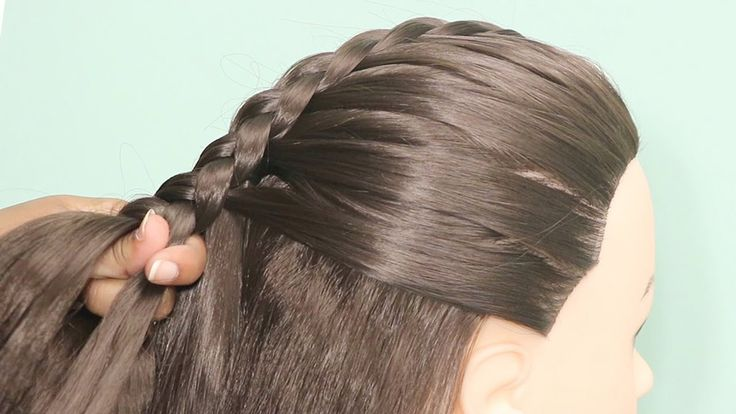 beautiful hairstyle 2019 for ladies || Everyday Hairstyles for girls || ...