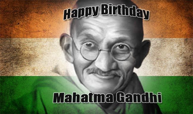 Gandhi Jayanti Best Quotes Wishes HD Wallpapers and Fb status
