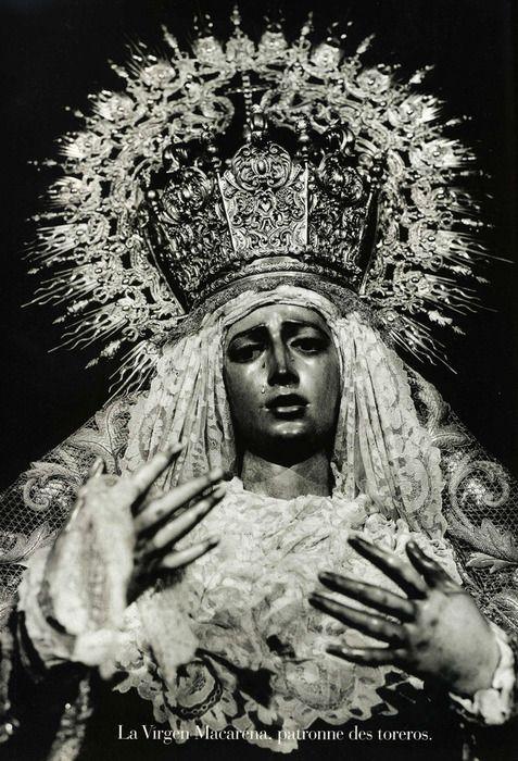 La Virgen Macarena