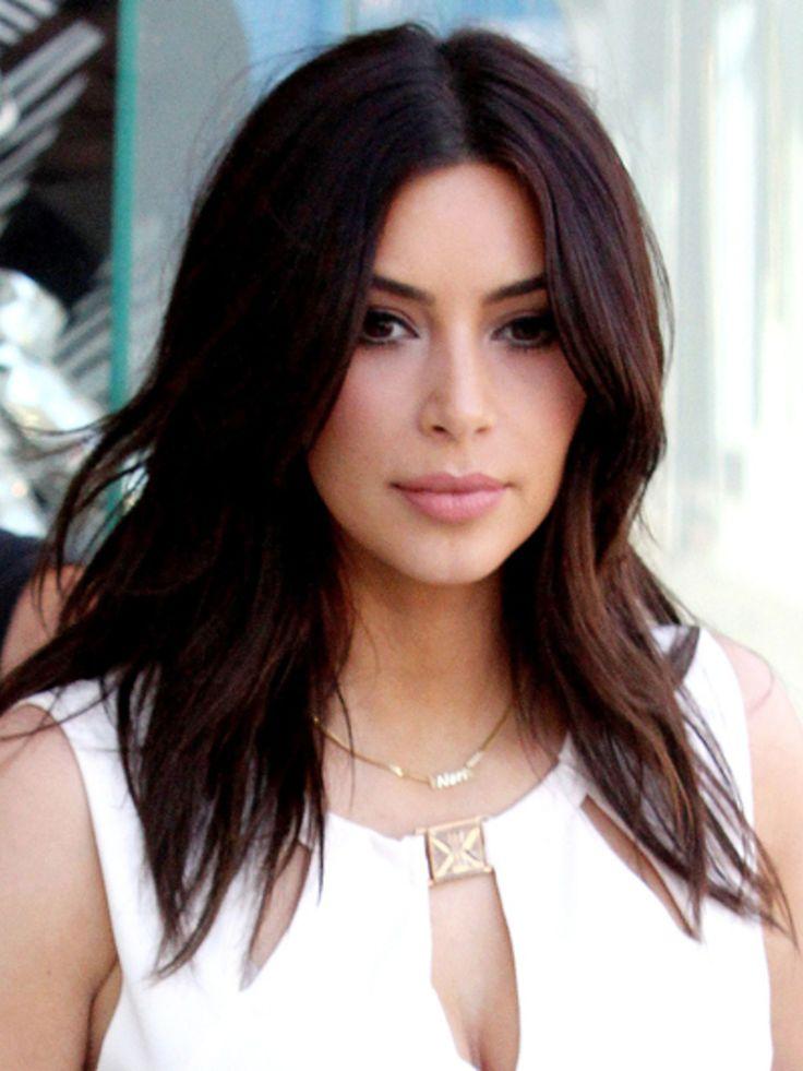 Zo krijg je de perfecte lange bob van Kim Kardashian