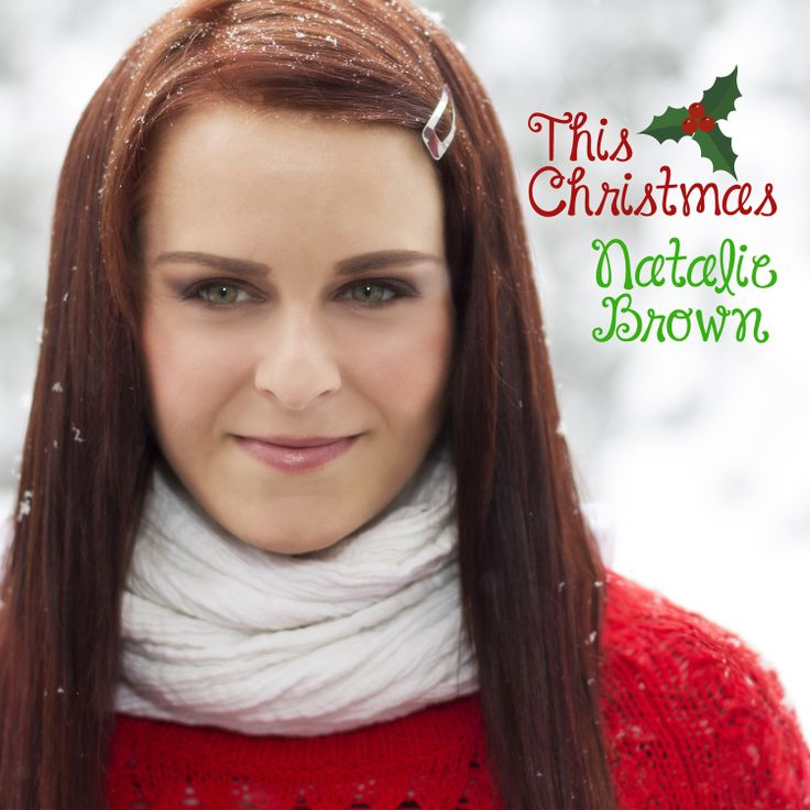 """My new  original song Christmas EP  """"This Christmas"""" is released :) Listen here: https://soundcloud.com/nataliebrown/this-christmas-album-sampler"""