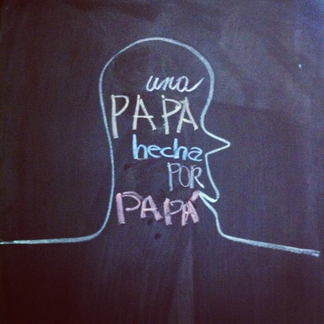 Cabeza papá