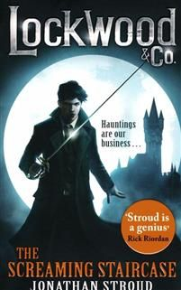 http://www.adlibris.com/se/organisationer/product.aspx?isbn=0552566799 | Titel: LockwoodCo: The Screaming Staircase - Författare: Jonathan Stroud - ISBN: 0552566799 - Pris: 69 kr