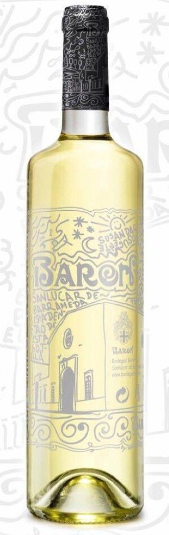 Baron. Manzanilla. Spain. #vinosmaximum wine / vinho / vino