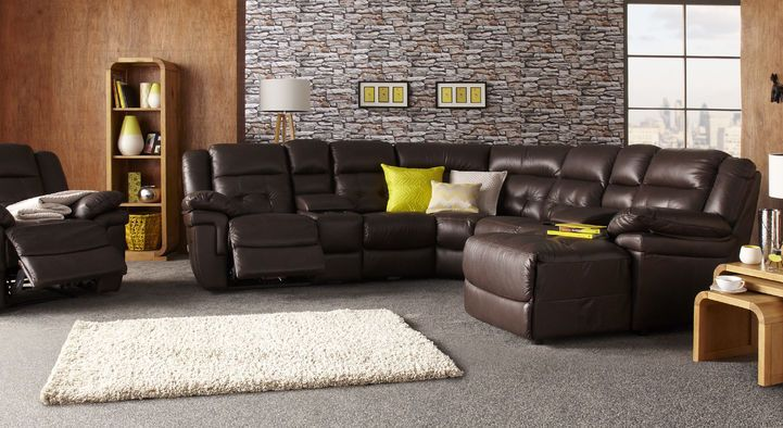 Lazy boy sofa ranges from House of Fraser