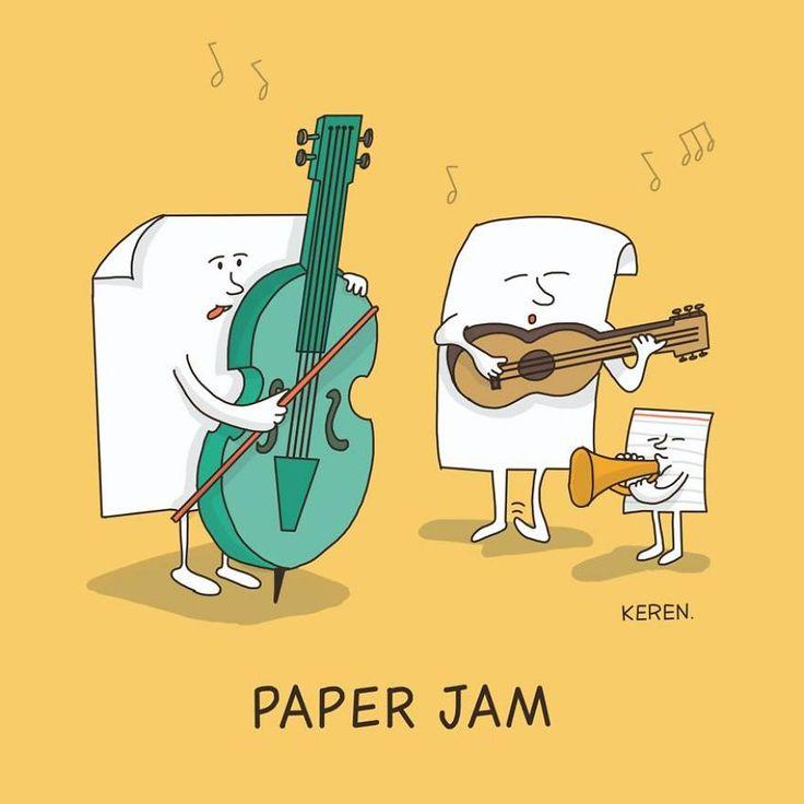 9.Paper jam