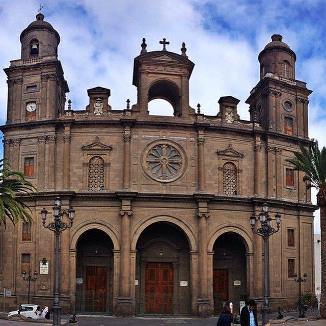 Catedral de Canarias, Plaza de Santa Ana,  Las Palmas de Gran Canaria