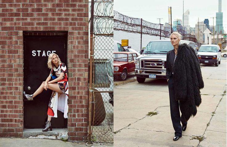 "Elle Spain Editorial ""I Love New York"" 01 shot by the fashion photographer Xavi Gordo represented by 8AM -  8 Artist Management  | #artistmangement #fashion #editorial #Elle #8artistmanagement #xavigordo ★★ 8AM / 8 Artist Management ★★  more photos in http://8artistmanagement.com/"