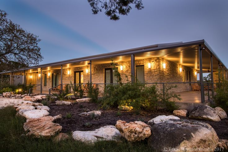 Texas Barndominiums | We build homes the way others will eventually try to!