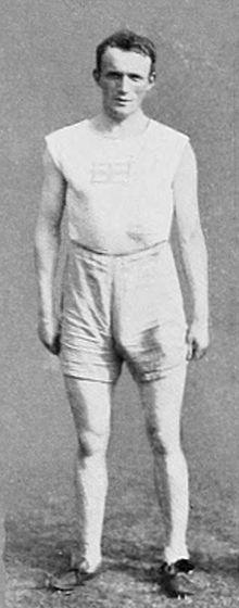 Hugo Wieslander | Hugo Wieslander lors des Jeux olympiques de 1912. Guld tillsammans med Jim Thorne OS Stockholm i tiokamp 1912.