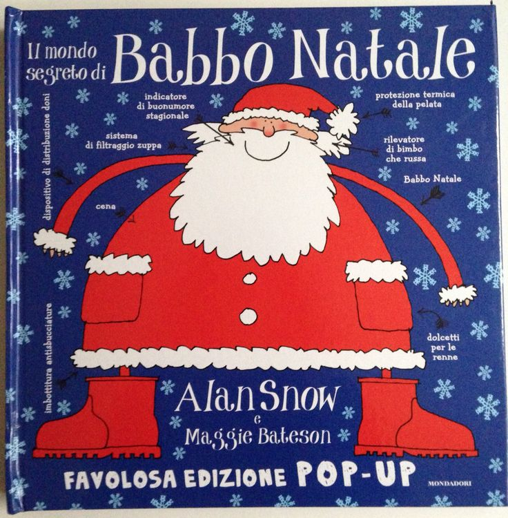 Il mondo segreto di Babbo Natale. Has completely delighted our Christmas workshops and has captured all the Mini-Explorers.