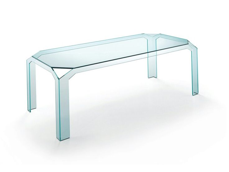 nervi glass office desk. nervi by tonelli design glass office desk