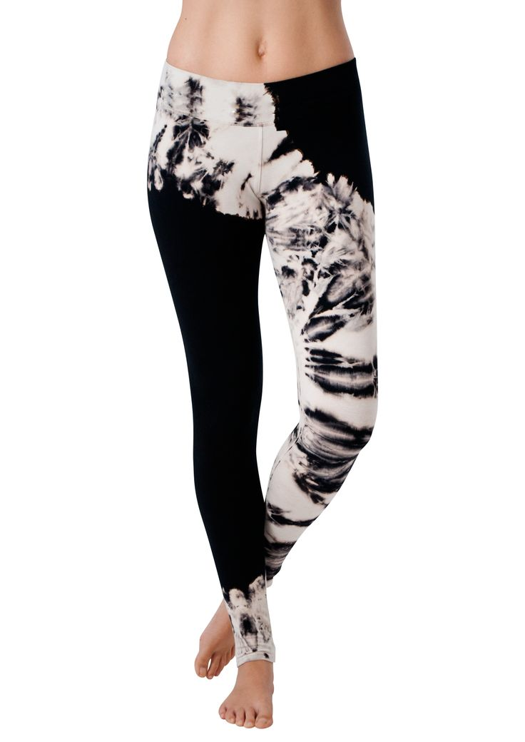 For those days when you need a little funky. Put these show stoppers on and let the compliments begin. Knit cotton legging with an athletic waist.