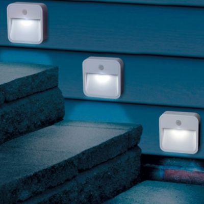 lp 628 lighting for safety and performance. motion sensor outdoor lights set of 3, $39.99, cute for walking to the deck lp 628 lighting safety and performance