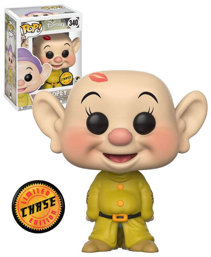 Funko POP! Disney Snow White And The Seven Dwarfs #340 Dopey - Chase Limited Edition - New, Mint Condition.  http://www.ebay.com.au/itm/Funko-POP-Disney-340-Snow-White-And-The-Seven-Dwarfs-Dopey-CHASE-New-Mint-/232555733829 OR http://www.supportivepc.com/  #Funko #FunkoPop #Disney #SnowWhiteAndTheSevenDwarfs #Collectibles