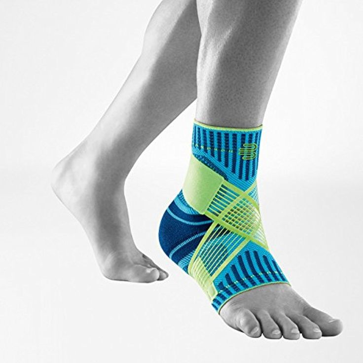 Bauerfeind sports ankle support breathable compression