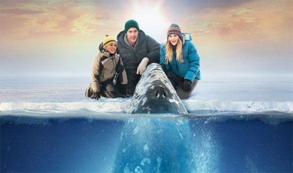 Went to see the premiere of Big Miracle yesterday! Whales + John Krasinski + Drew Barrymore = pretty dang good.
