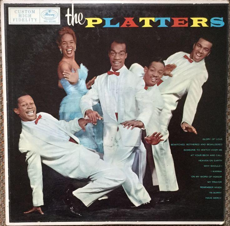 The Platters On The Mercury Label 1956 Favorite Vinyl