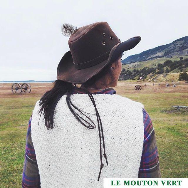 Nuevo sweater Hued del Sur, cod. 1211, colección Alas Australes. 100% Merino wool, made in Puerto Natales, Patagonia, Chile. / para Hombres, mujeres y niños.  Gracias querida Trisha por ser parte de esta historia! +Info: contact@lemoutonvert.org Facebook: @lemoutonvert www.lemoutonvert.org //