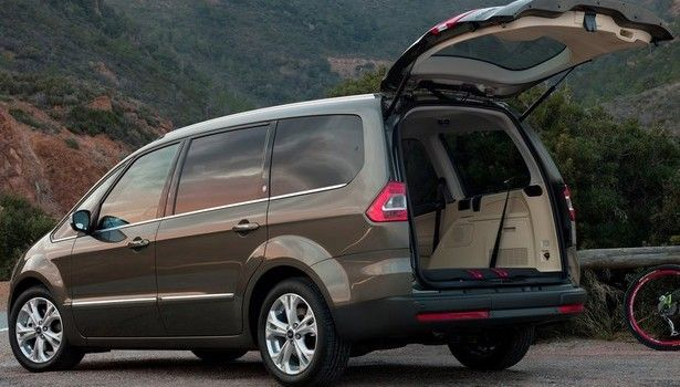 2016 Ford Galaxy - release date and price