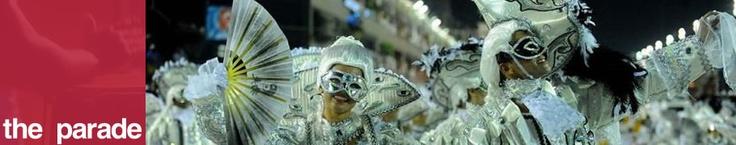 Rio de Janeiro for the Carnival.