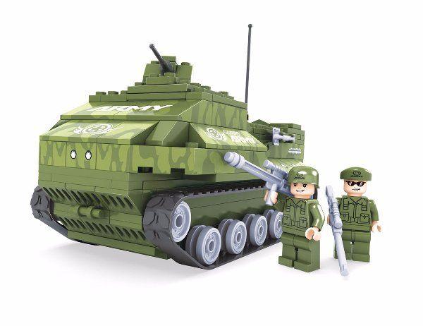 Stavebnica AUSINI ARMY. 199d