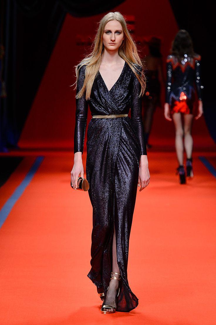 Elisabetta Franchi | Ready-To-Wear | Осень-зима 2016/2017 | Коллекции | Glamour.ru